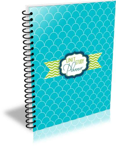 Ultimate Unit Study Planner @ Tina's Dynamic Homeschool Plus