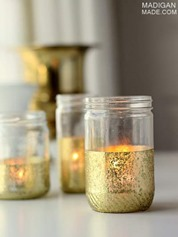 CP gold glitter dipped jars diy thumb 50 Keep Me Homeschooling Activities During the Long Cold Winter Days