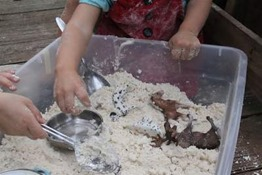 Cp Making Snow Dough1 50 Keep Me Homeschooling Activities During the Long Cold Winter Days