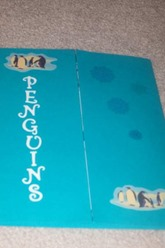 Free Penguin Lapbook