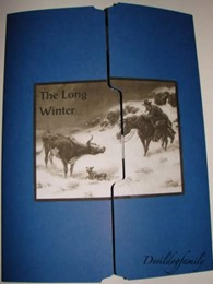 Long WinterLapbook by Laura Ingalls Wilder