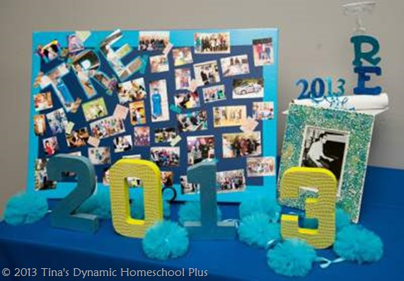 CP Homeschool High School Photo Collage thumb Day 5. Remembering the Day is About Your Graduate. 10 days of Planning A Homeschool High School Graduation