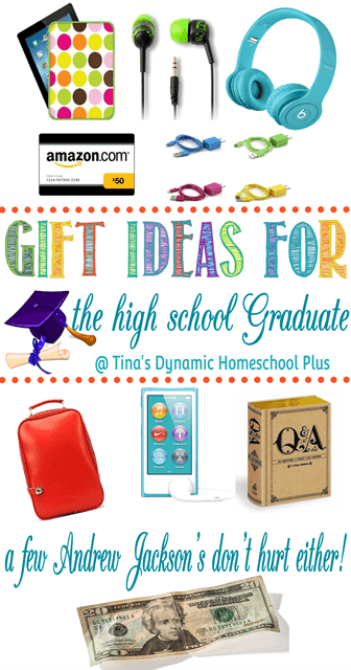 Day 8. Highschool Graduation Gifts @ Tina's Dynamic Homeschool Plus