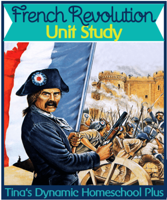 Unit Study:French Revolution + Free {Storming the Bastille} Game