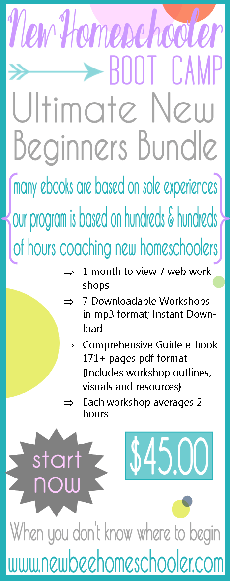 Ultimate New Beginners Bundle 31 Day Free Homeschool Boot Camp