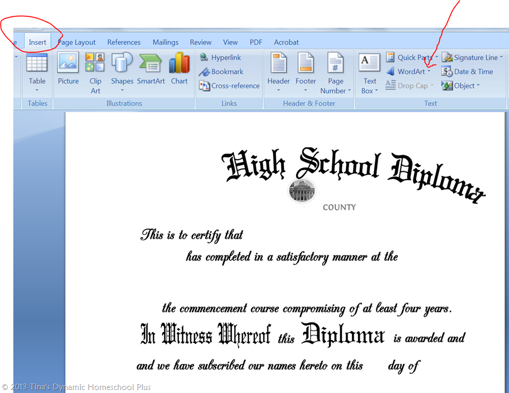 Day 9. Editable High School Diploma. 10 days of Planning A ...