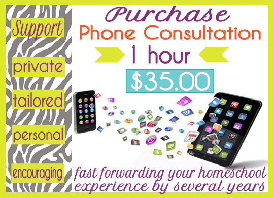 New Bee Homeschooler Phone Consultation 1 31 Day Free Homeschool Boot Camp