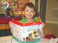 homeschool kindergarten