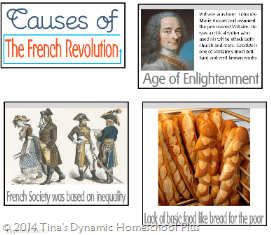 causes of the french revolution thesis