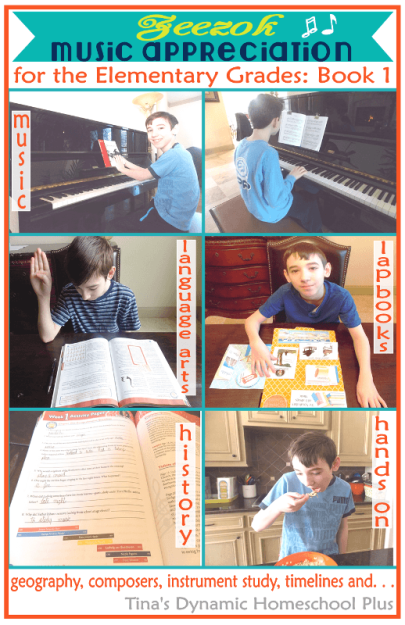 Homeschool Music Curriculum on the Beat