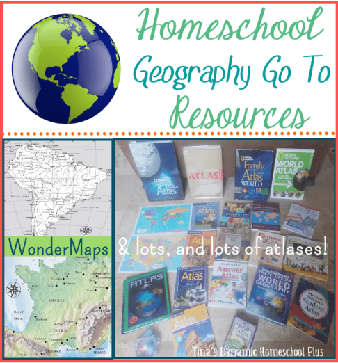 Homeschool Geography Go To Resources