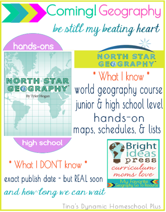 Homeschool High School World Geography Program– Coming Soon!