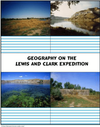 Geography- Lewis & Clark