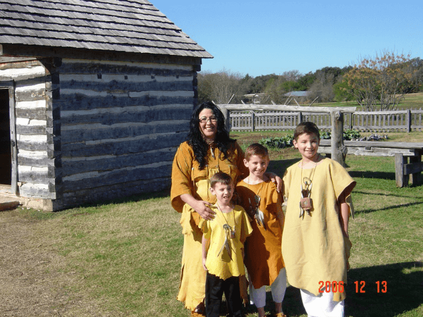 Native American Costumes @ Tina's Dynamic Homeschool PLus