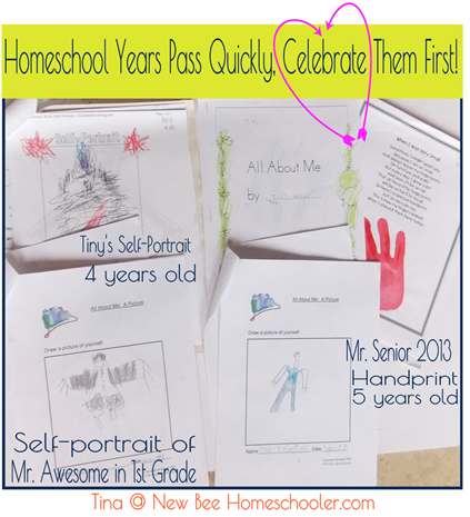 New Homeschooler Homeschool Years Pass Quickly Celebrate Them First