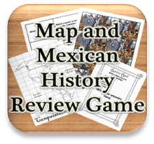 mexican map game