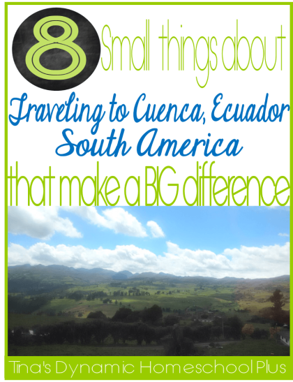 8 Small Things About Traveling to Cuenca Ecuador that Make a Big Difference thumb 8 Small Things About Traveling to Cuenca, Ecuador that Make a Big Difference