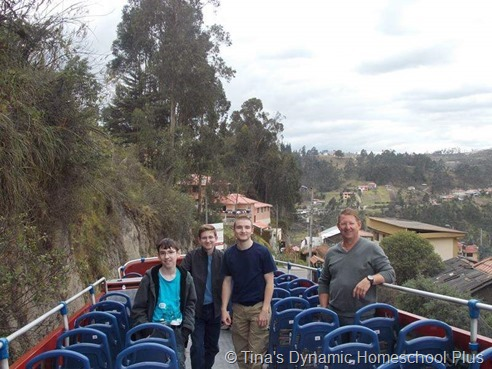 Everywhere there is scenery thumb 5 Things I Love About Cuenca Ecuador