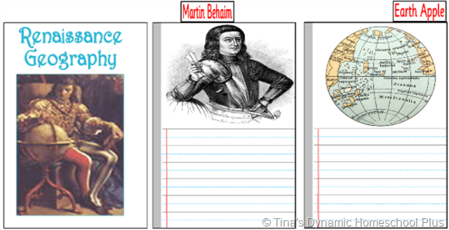 Martin Behaim Tinas Dynamic Homeschool Plus thumb 5 Days of Learning Printables:The World of Columbus and Sons Day 5 For Middle and High School