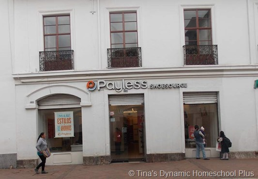 Payless I recognize some things thumb 5 Things I Love About Cuenca Ecuador