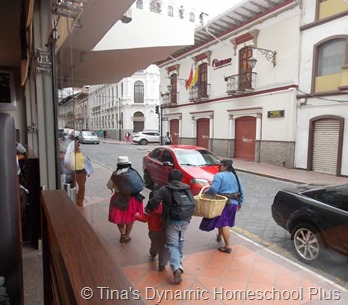 Pretty Typical Dress Here thumb 5 Things I Love About Cuenca Ecuador