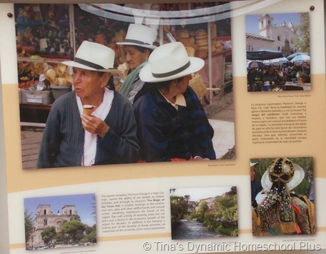 lcoal woman proud of their traditional hats thumb 5 Things I Love About Cuenca Ecuador