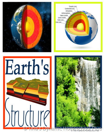 Front Cover Earth Structure
