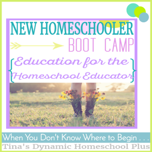 New Bee Homeschooler Program 600x @ Tina's Dynamic Homeschool Plus