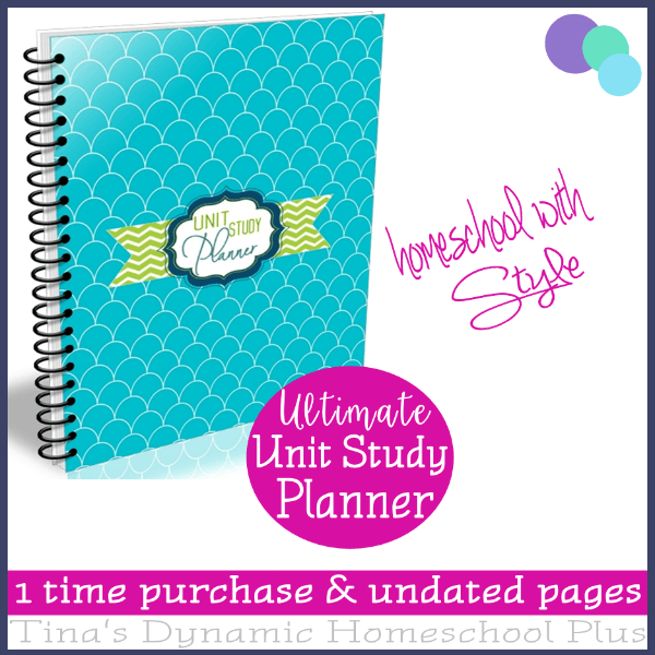 Ultimate Unit Study Planner Store @ Tina's Dynamic Homeschool Plus 600x