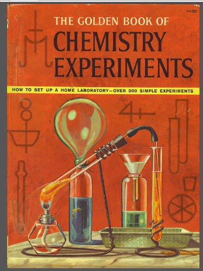 Golden Book of Chemistry 1