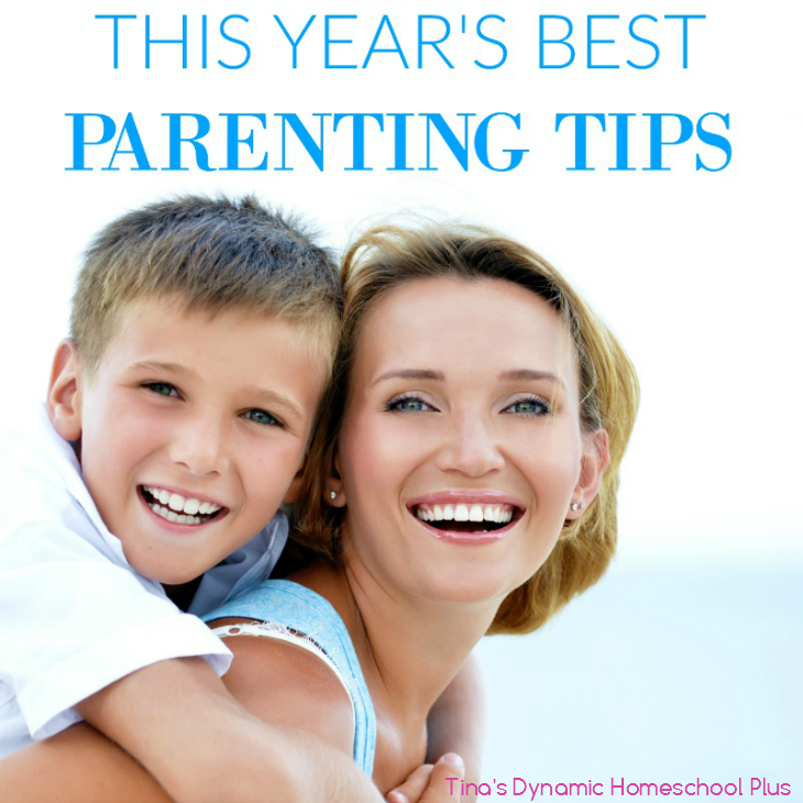 Best Parenting Tips @ Tina's Dynamic Homeschool Plus
