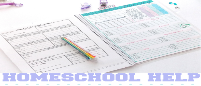 Free Homeschool High School Planning Form slider @ Tina's Dynamic Homeschool Plus