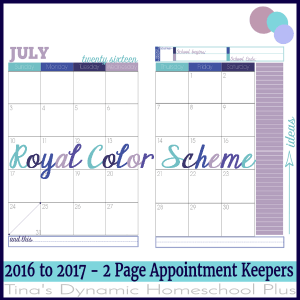 2016 to 2017 Year Around School Royal 300x @ Tina's Dynamic Homeschool Plus feature