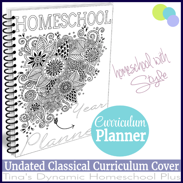 Doodle Curriculum Planner Cover Store 1 @ Tina's Dynamic Homeschool Plus 600x