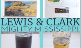 Lewis and Clark Mighty Mississippi @ Tina's Dynamic Homeschool Plus feature