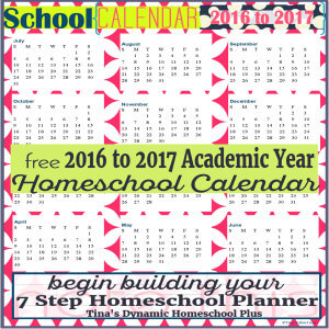 2016 to 2017 Academic Year at a Glance Cherry Fizz  FEATURED