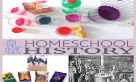 Medieval Chemistry and Homeschool History. FEATURED @ Tina's Dynamic Homeschool Plus