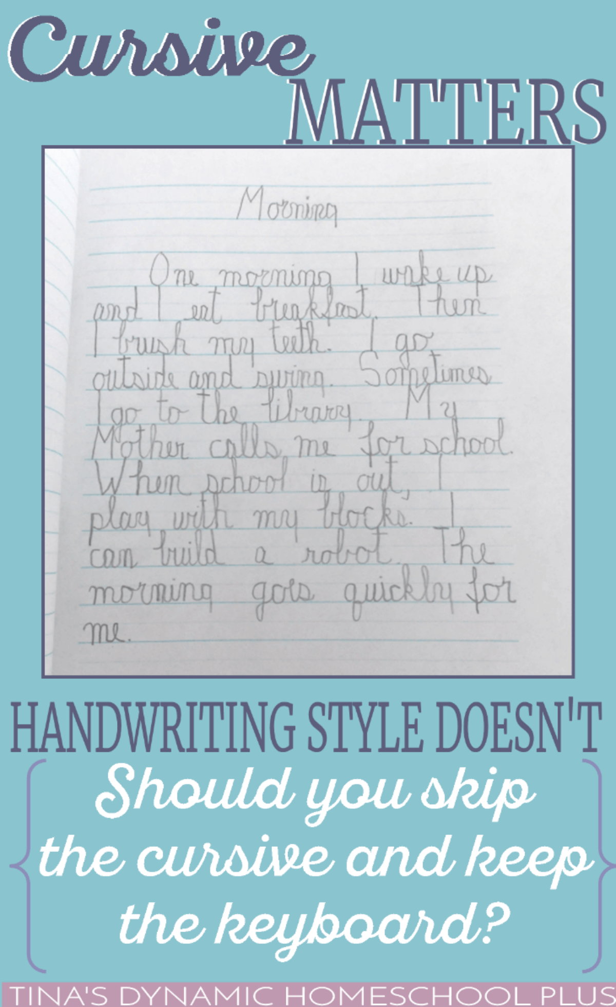 worksheet Cursive T cursive matters handwriting style doesnt free resources