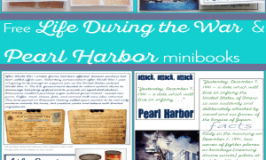 free-life-during-world-war-ii-and-pearl-harbor-minibooks-for-a-world-war-ii-unit-study-and-lapbook-300x