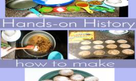 World War II Hands-On History. Make Ration Cakes 300x