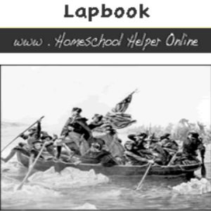 American History | George Washington Lapbook