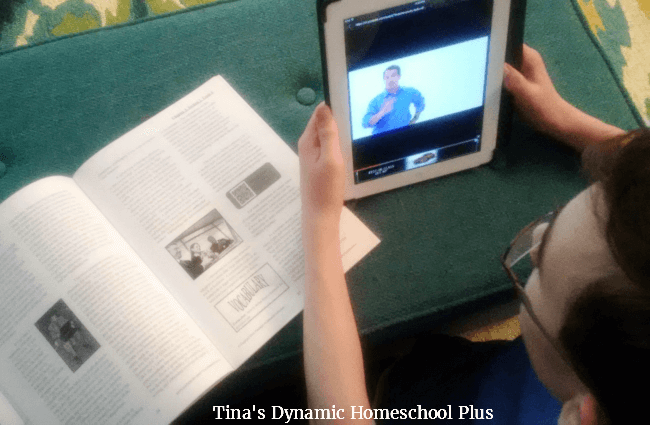 High School Elective. A Peek at Principles and Precepts of Economics Homeschool High using QR codes | Tina's Dynamic Homeschool Plus
