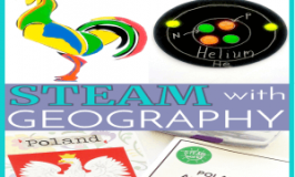 How to Shake Up STEAM With Geography For Middle School (Pssst! Be sure to read to the end)
