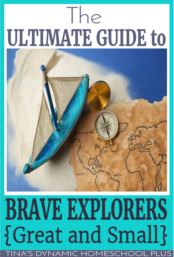 Whether they were the world's bravest explorers or the world barely noticed their bravery, this ultimate guide to great explorers, both great and small will give you a pivot point to learning in depth about some of these fascinating explorers and their journeys. Click here!