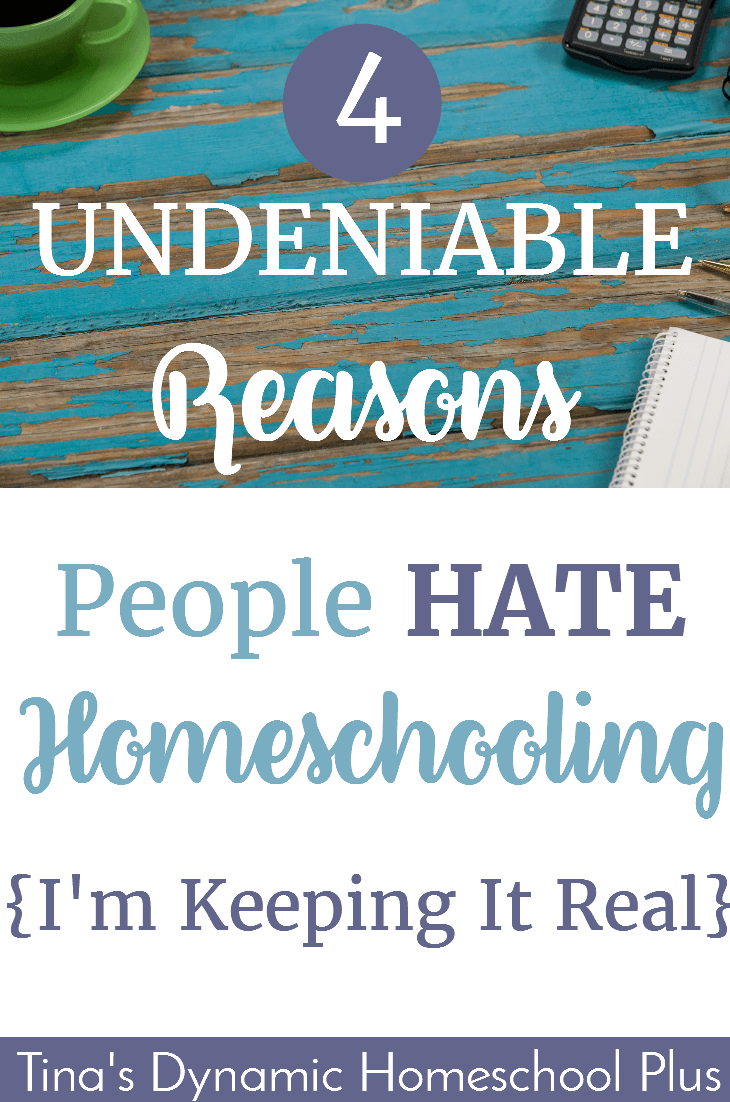 After homeschooling for about 19+ years, I've given up thousands of hours of free time, a lucrative career, put my health on the back burner, and some years I regrettably spent way more time with my kids than my husband. I felt like quitting homeschool many times, hated homeschooling more times that I can count, and many times I've felt like all I was doing was arguing with kids. If I wasn't debating with one of them, I felt like my brain cells were being agonizingly sucked out!