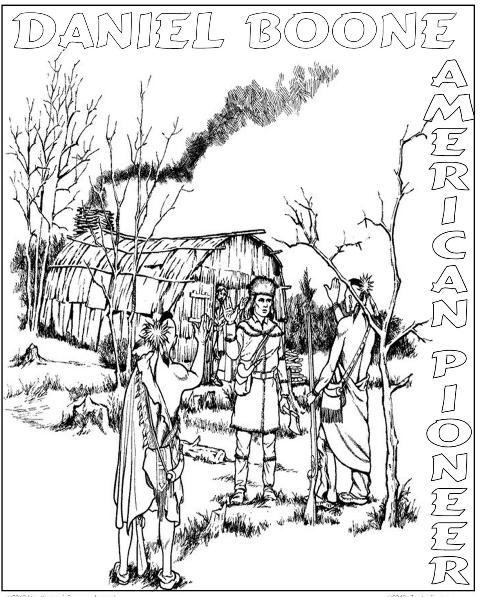 Free coloring pages of french and indian war for French and indian war coloring pages