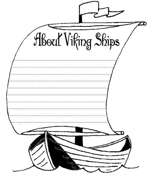 vikings lapbook