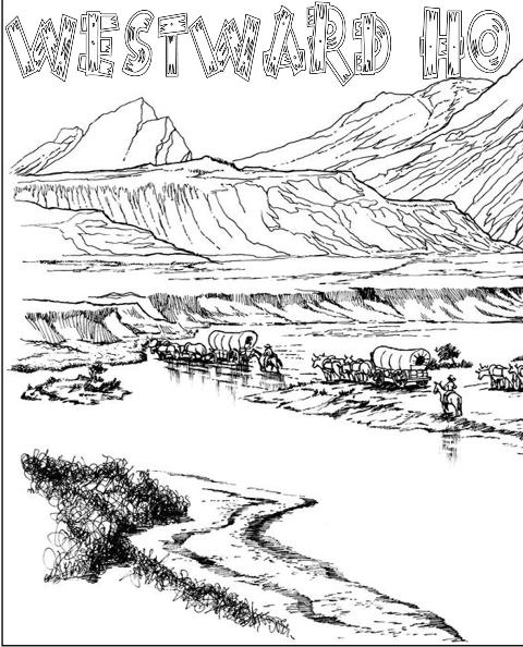 Holiday Coloring Pages trail of tears coloring page : Westward-Ho-Coloring-1.pdf (1210 downloads) Westward-Ho-Coloring-2.pdf ...