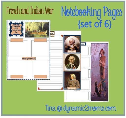 French and Indian War | Tina's Dynamic Homeschool Plus