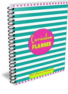 Melting Bubblegum Free Homeschool Planner @ Tina's Dynamic Homeschool Plus 219 x 300